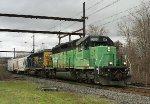 HLCX 8070, CSX 8155 on Q418